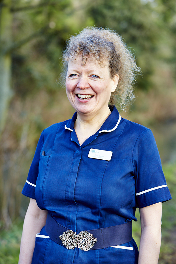What does a Macmillan Nurse do for Leukaemia patients? The Clinical Nurse Specialist