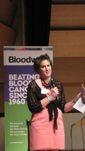 Bloodwise Impact Day Leukaemia aml blood cancer
