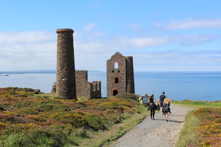 Wheal Coates Cornwall Poldark mine