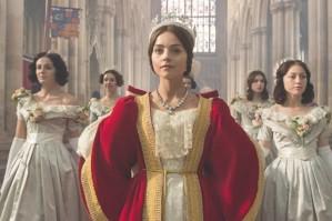 Image Jenna Coleman Queen Victoria ITV series coronation