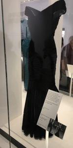 Edelstein Travolta dress Princess Diana the white house