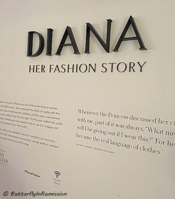 Diana ~ Her Fashion Story