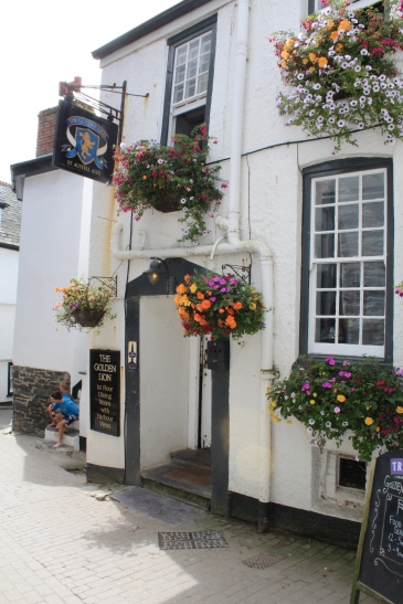 The Golden Lion Pub