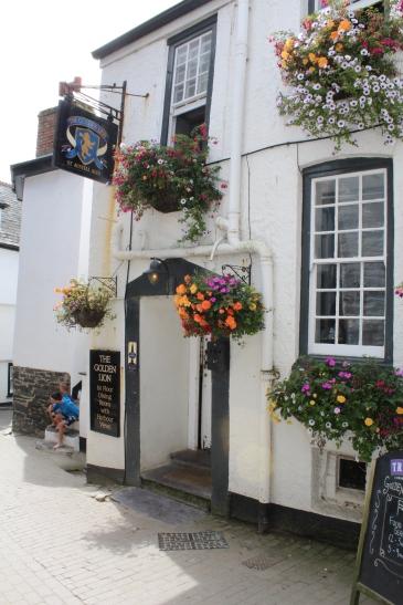 The Golden Lion Pub