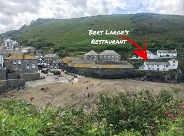 Bert Large's Restaurant