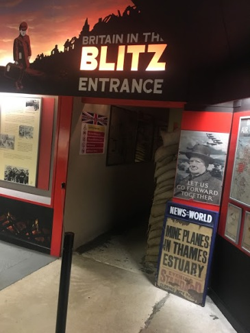 To the Blitz