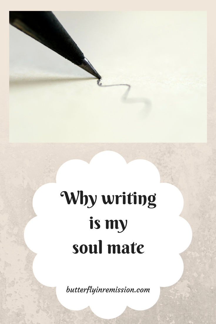 How writing helps your mind …