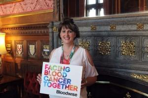 Bloodwise blood cancer awareness month leukaemia aml