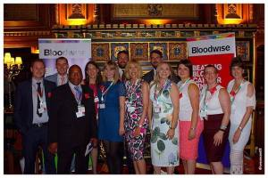 Westminster blood cancer awareness month