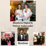 Bloodwise ambassador leukaemia survivor patient advocate blood cancer