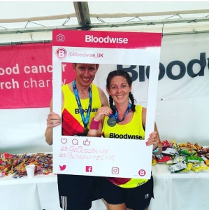 Great North run bloodwise why run for charity