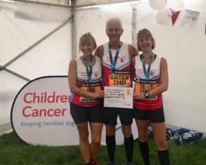 Trudy Roberts Great North run